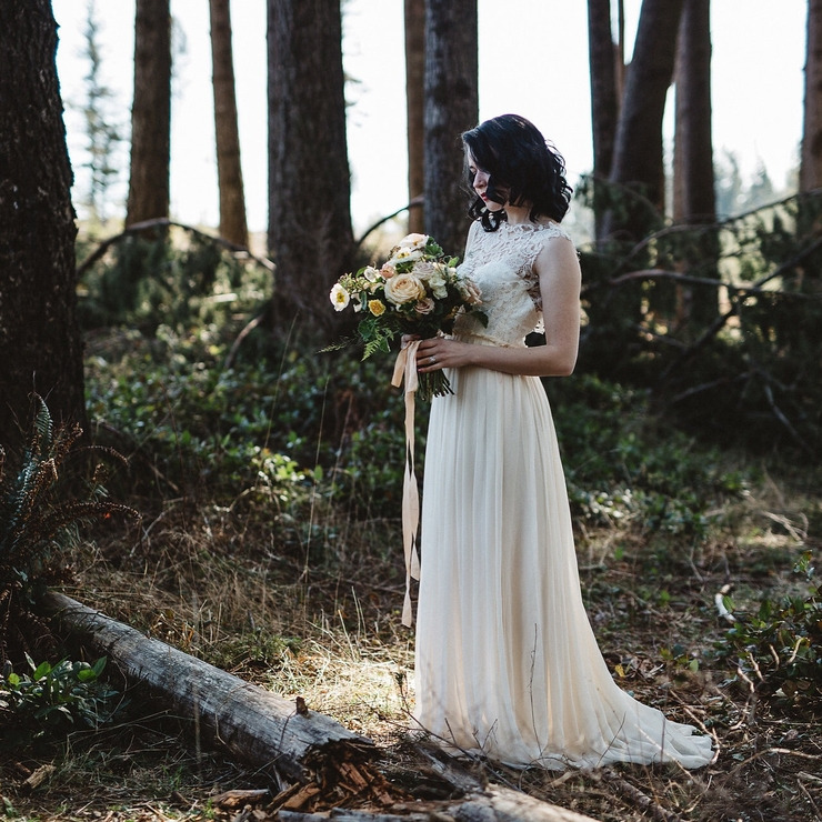 Bridal Makeup & Hair Styljng by Kelli Thomsen