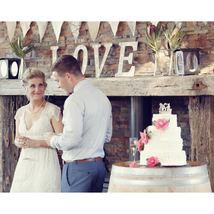 Mandy & Michaels Wedding Day