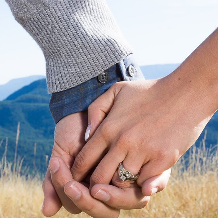 Anthony and Alyona Engagement Photoshoot