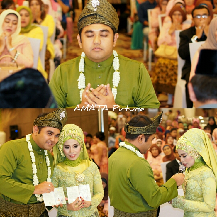 Wedding of Ida n Teguh | Indonesia n Malaysian