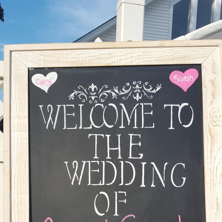 Sarah & Cory Wedding at Celebrations at the Bay