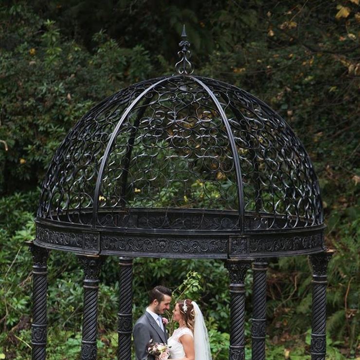 Ballygally Castle Gardens