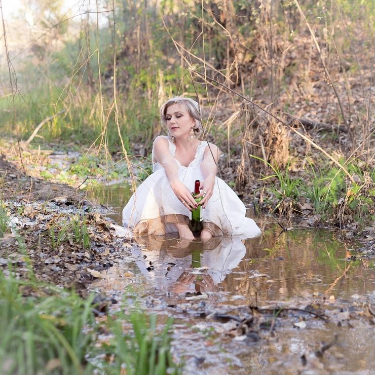Divorce Trash the Dress - Gauteng South Africa