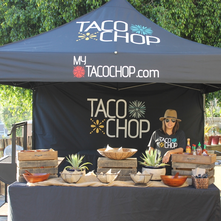 Taco Chop Event Catering
