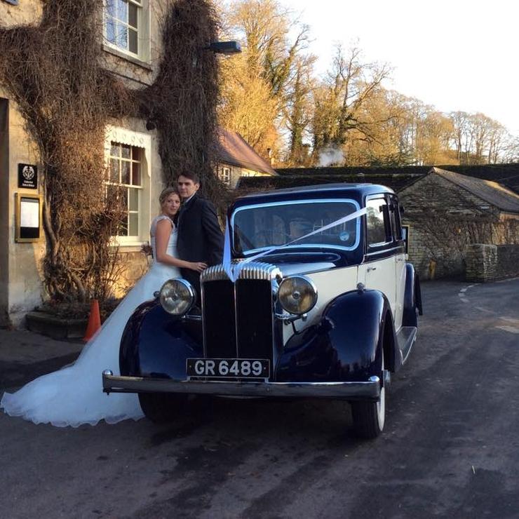 Mr & Mrs Catchpole, December 2014