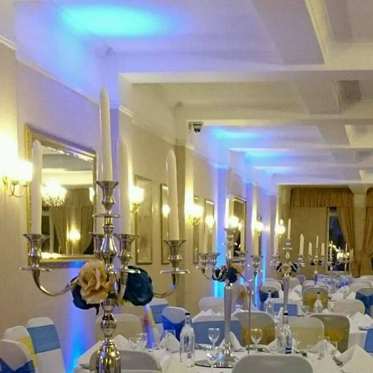 WEDDING PARTY VENUE DECORATORS