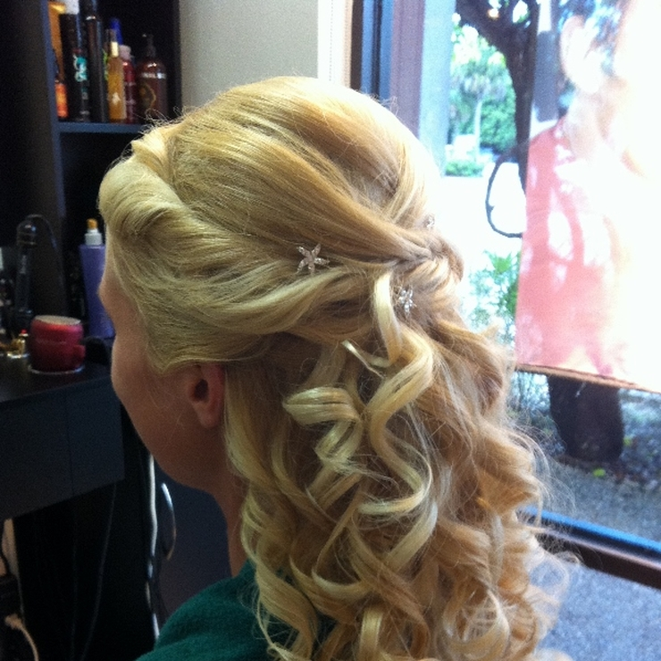 up-do's and styles