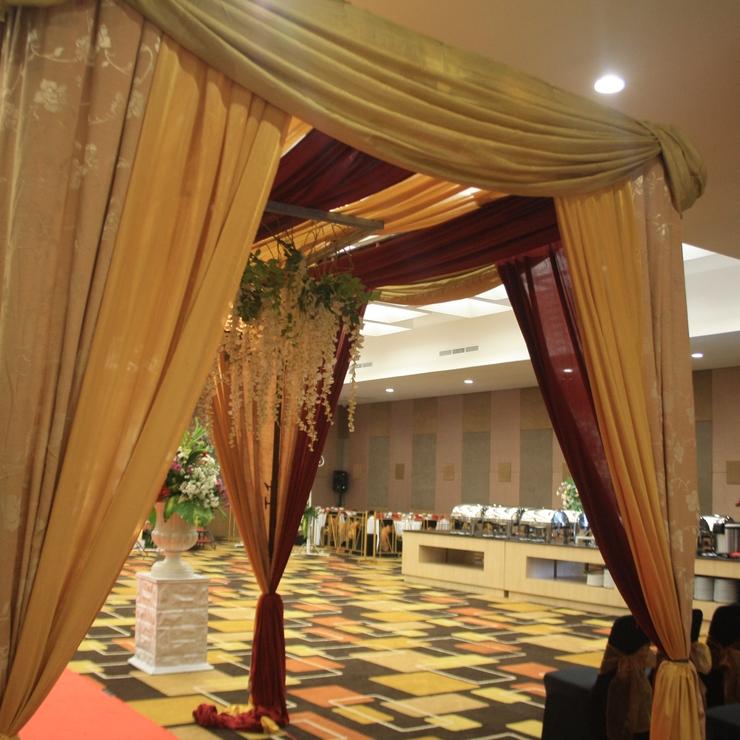 Anggra and Arif Wedding