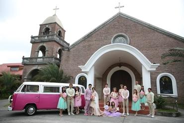 Brown bridesmaids