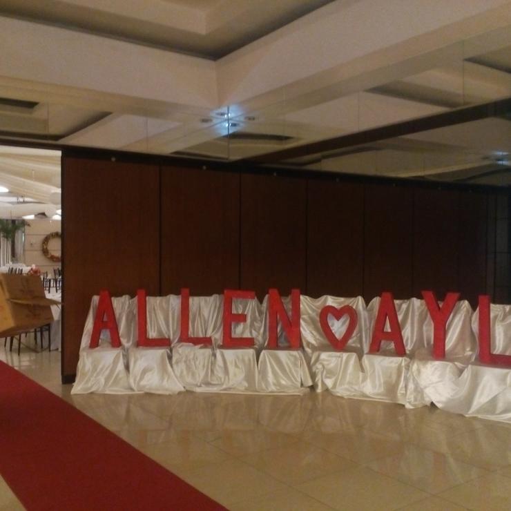 Allen + Ayla Wedding