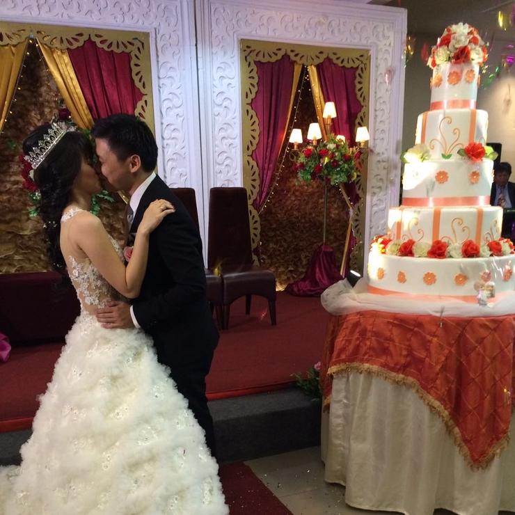 Dicky & Lilis Wedding Day