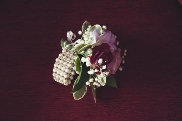 Wedding buttonhole