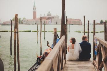 Overseas real weddings