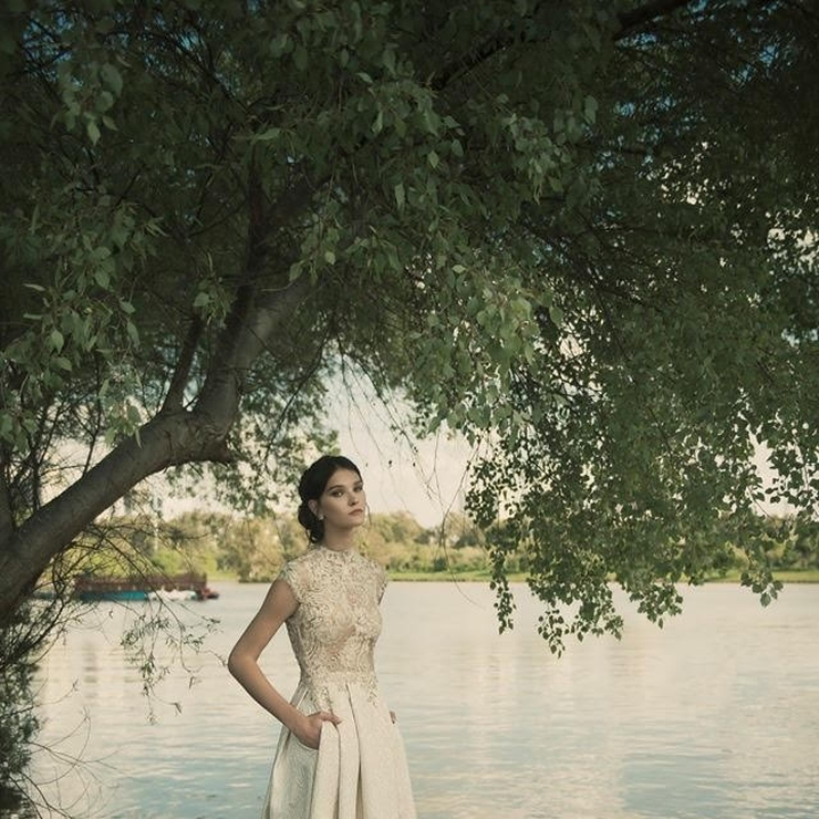 The Vered Vaknin Bridal Gown Collection 2015