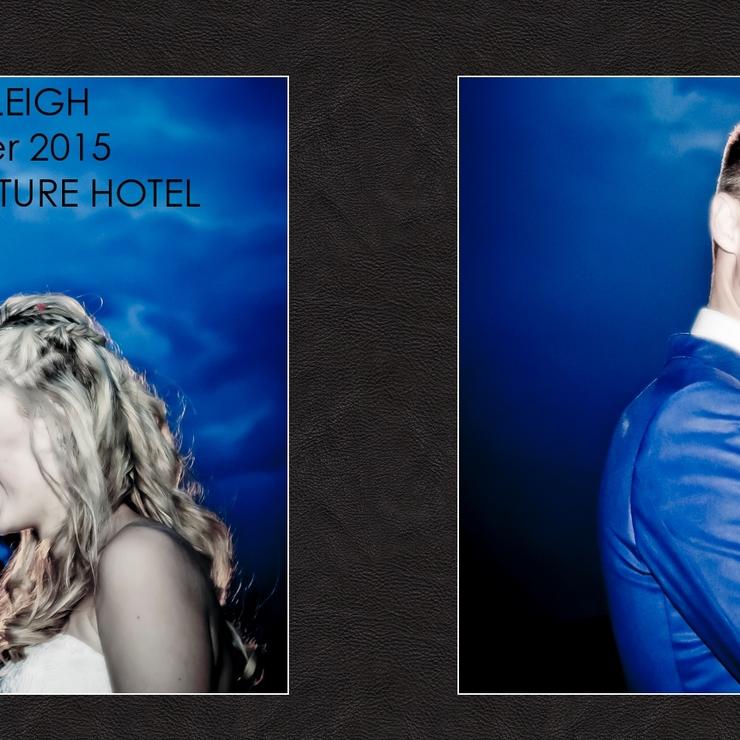 Ashleigh&Brett Lord Signature Hotel