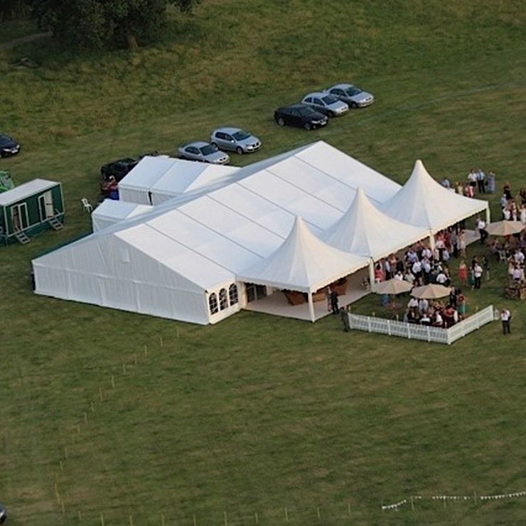 Cheshire marquee hire