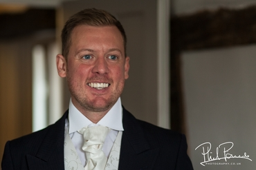 European white groom style