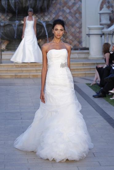 Long wedding dresses
