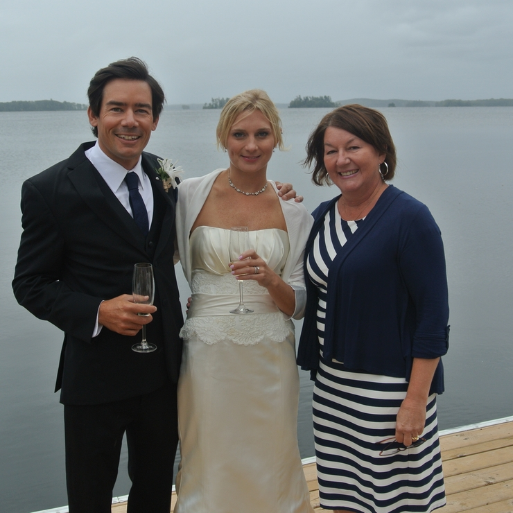 Recent weddings!