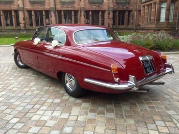 Red wedding transport