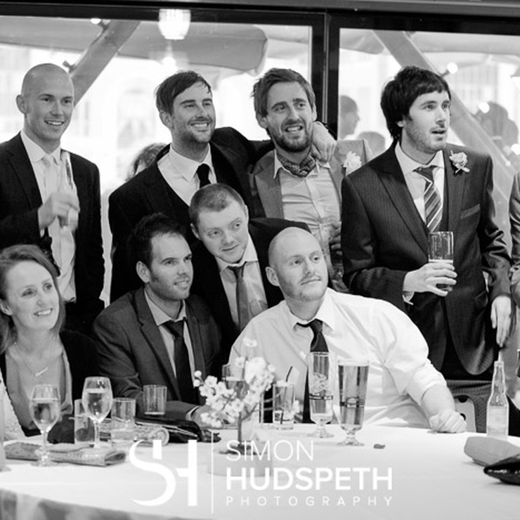 Simon Hudspeth Photography - Speeches