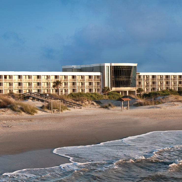 Hotel Tybee Beach Weddings