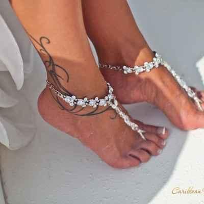 Marine bridal style