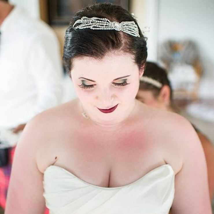 Makeup by Jenn Malone