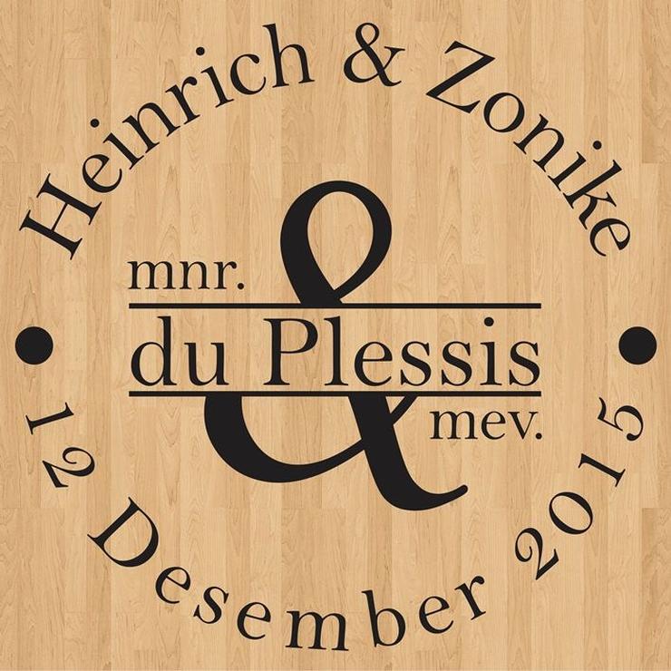 Annelie & Heinrich Wedding