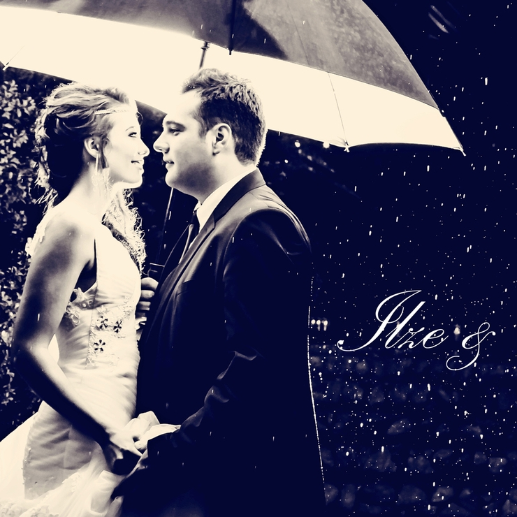 Ilze & Eon's wedding