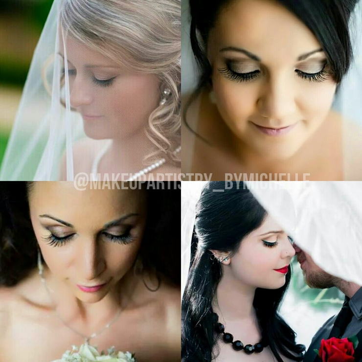Bridal Makeup by Michelle