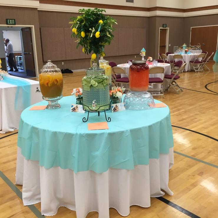 Kim & Max's Wedding Luncheon