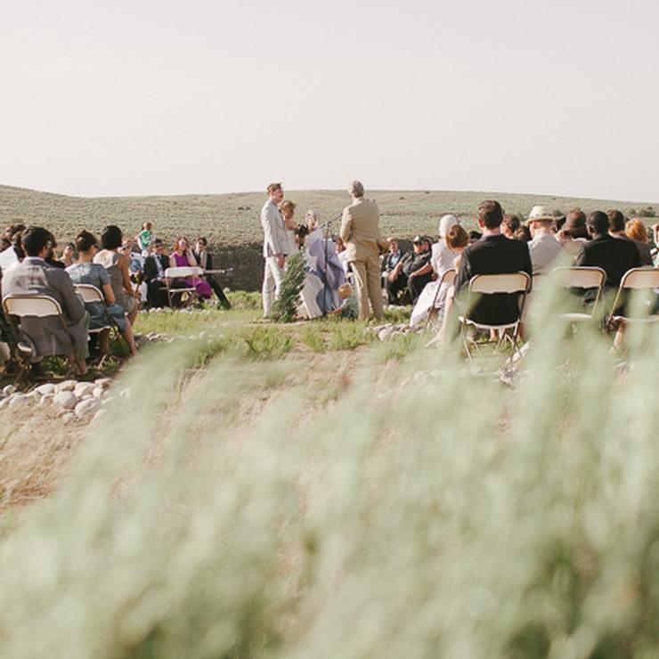summer weddings in Taos