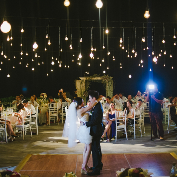 The Wedding of Andy & Emily, St. Regis Bali