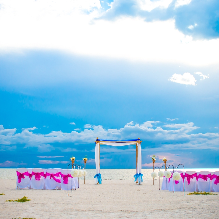 Florida Gulf Beach Weddings