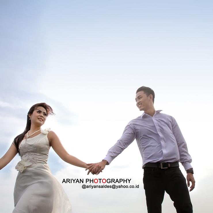 Prewedding krisna dan fitri