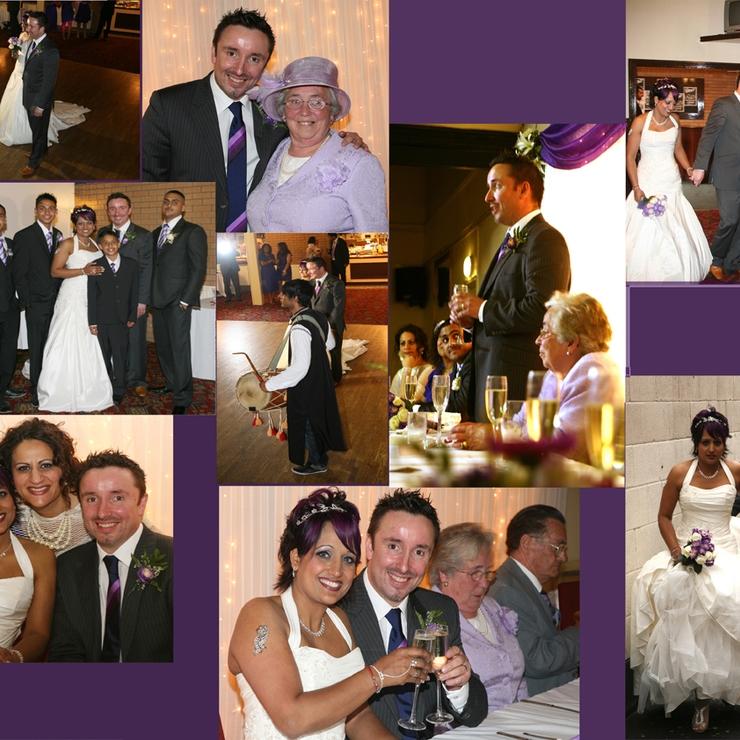 A Wayne Brown Wedding (Derby)