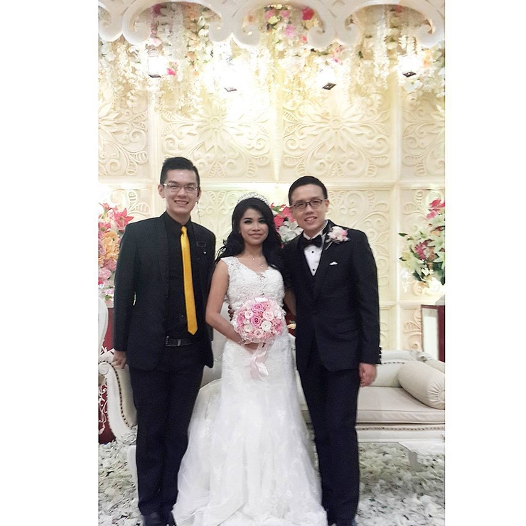 Wedding of Yusuf & Felicia