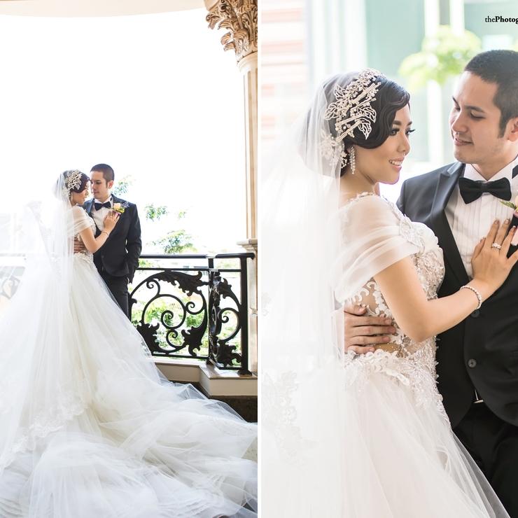 Wedding of Arvan & Jessie
