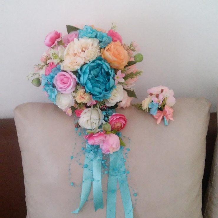grace wedding bouquet