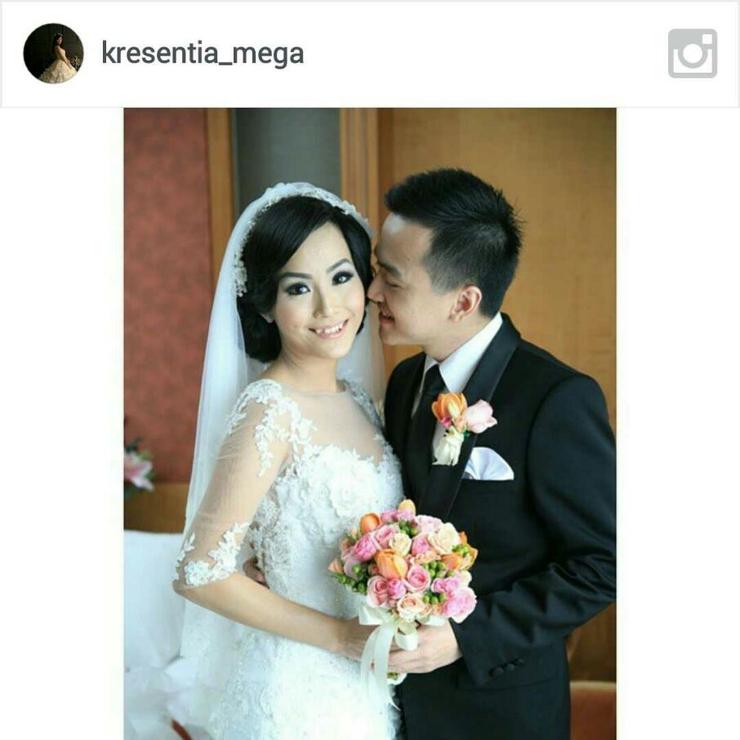 mega and roger's wedding