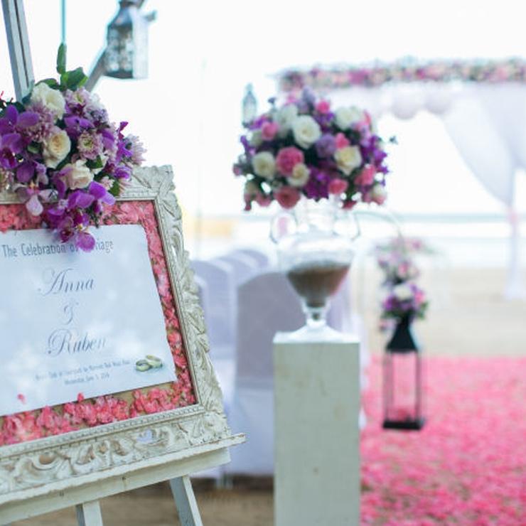 WEDDING OF ANNA AND RUBEN