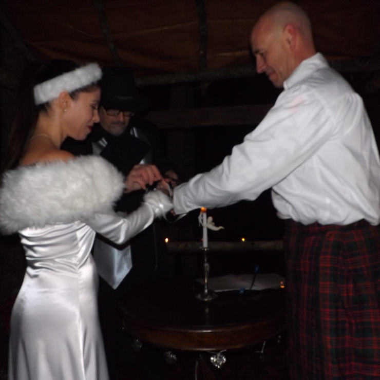 Reverend Ramsey's Weddings