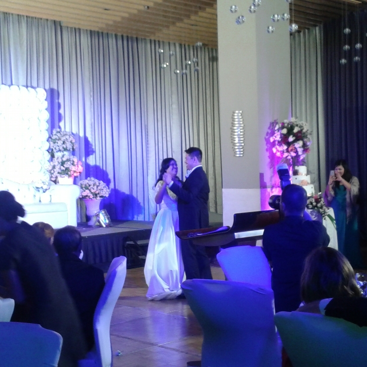 Music First wedding events