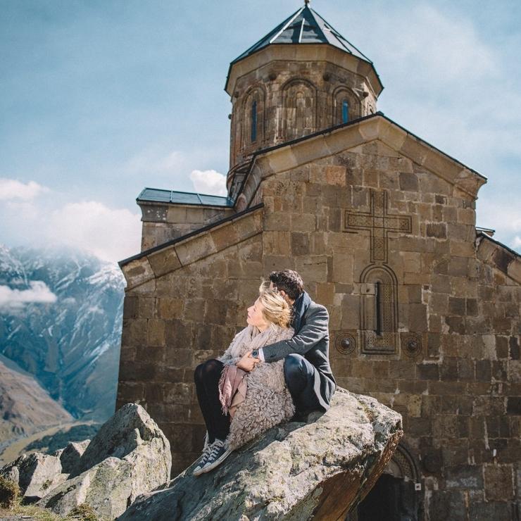 Katya & Eldar wedding