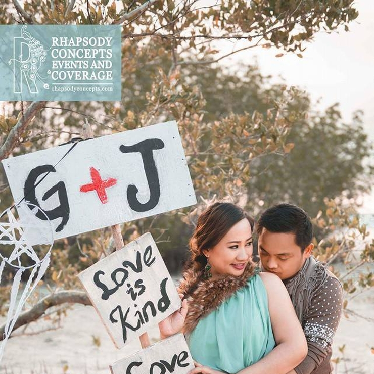 Greg and Janice prenup styled by: D'nightingales wedding and style