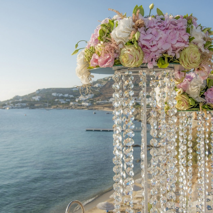 Lebanese Wedding in Mykonos