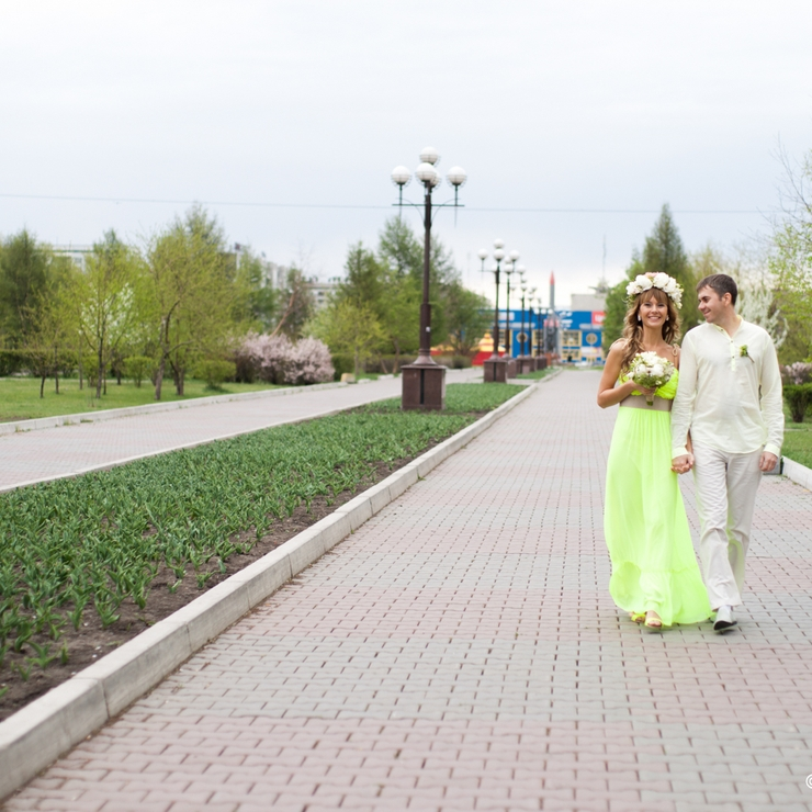 Андрея и Мария