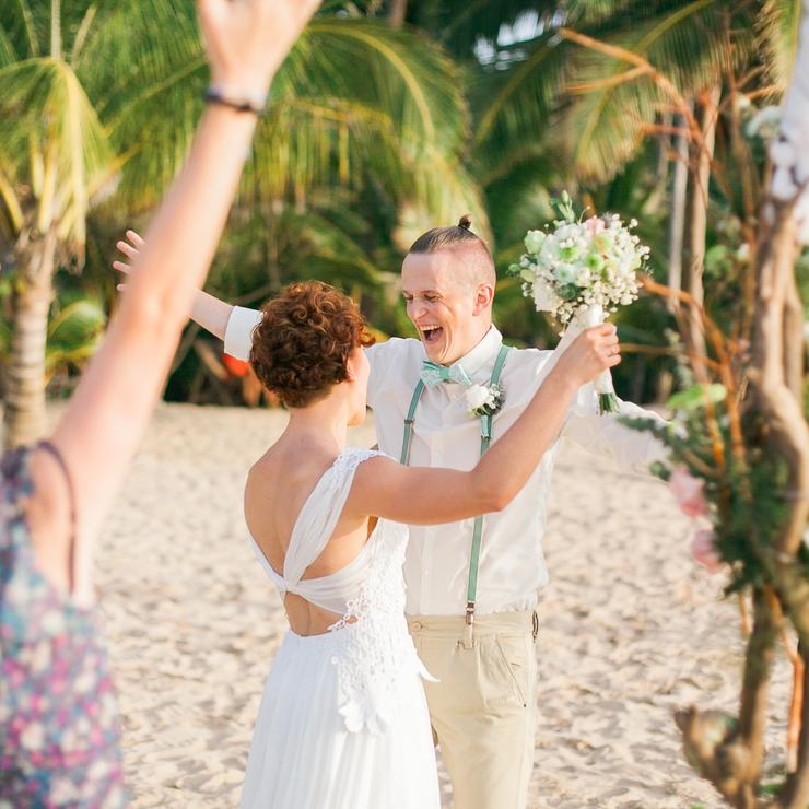 Ksenia and Vovka El Nido Palawan Wedding