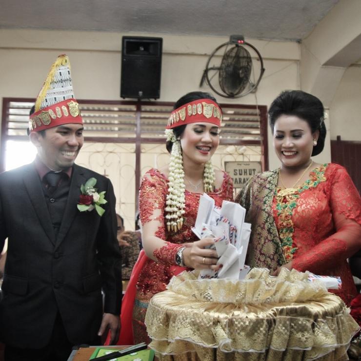Wedding Eben & Ester